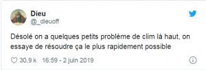 Balgue du DieuOff sur la canicule 2019